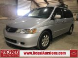 Photo of Silver 2002 Honda Odyssey