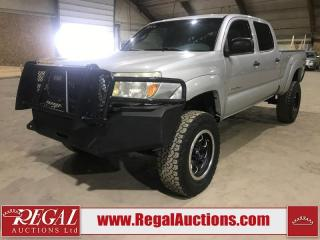 Used 2006 Toyota Tacoma Base Double CAB 4X4 V6 for sale in Calgary, AB