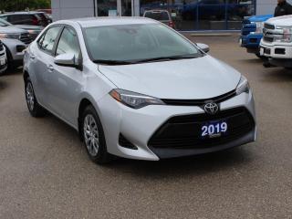 Used 2019 Toyota Corolla LE SPECIAL BUY | FLEET LIQUIDATION for sale in Winnipeg, MB