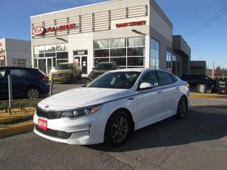 Used 2016 Kia Optima LX ECO Turbo for sale in Gloucester, ON