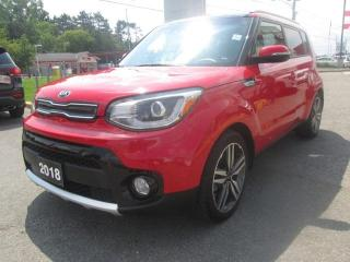 Used 2018 Kia Soul EX Tech for sale in Gloucester, ON