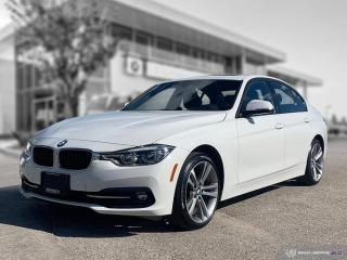 Used 2016 BMW 3 Series 328i xDrive Local! Enhanced! AWD! for sale in Winnipeg, MB