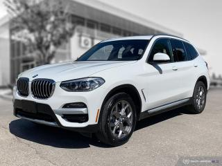 Used 2020 BMW X3 xDrive30i BRAND NEW! Less than 100 kms for sale in Winnipeg, MB