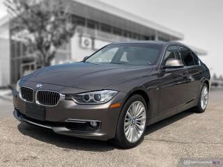 Used 2013 BMW 328i xDrive PREMIUM PACKAGE for sale in Winnipeg, MB