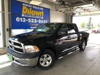 Used 2016 RAM 1500 SXT Crew Cab - 5.7L Hemi V8 for sale in Nepean, ON