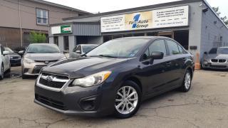 Used 2013 Subaru Impreza 2.0i w/Touring Pkg for sale in Etobicoke, ON