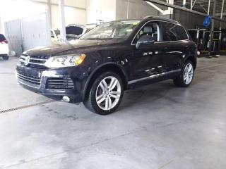 Used 2014 Volkswagen Touareg 3.0 TDI Execline for sale in Ottawa, ON