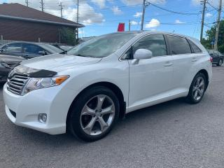 Used 2012 Toyota Venza LE, AWD, ACCIDENT FREE,LEATHER, PANORAMIC, CAMERA for sale in Ottawa, ON