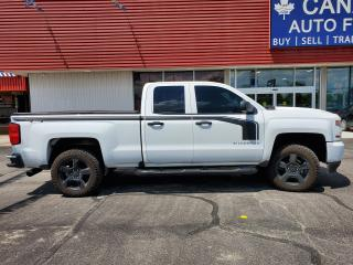 Used 2017 Chevrolet Silverado 1500 for sale in London, ON