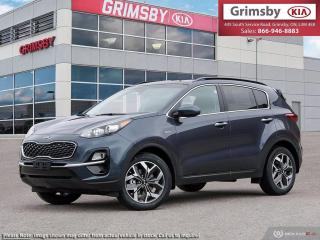 New 2020 Kia Sportage EX AWD for sale in Grimsby, ON