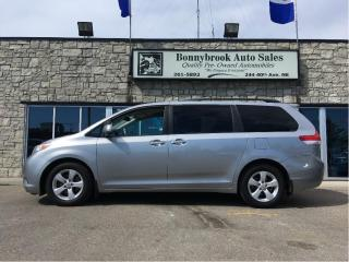 Used 2011 Toyota Sienna LE bluetooth quad seating for sale in Calgary, AB