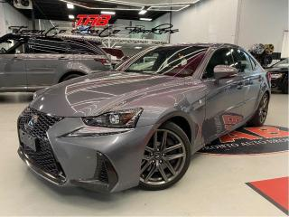 Used 2018 Lexus IS 300 I F-SPORT I COMING SOON I SUNROOF I CAM for sale in Vaughan, ON