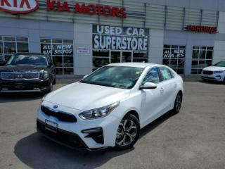 New 2020 Kia Forte EX IVT - Wireless Phone Charger, Lane Keep Assist for sale in Niagara Falls, ON