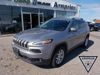 Used 2015 Jeep Cherokee North for sale in Arnprior, ON