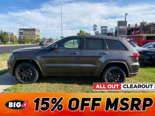 New 2020 Jeep Grand Cherokee Laredo Altitude for sale in Calgary, AB