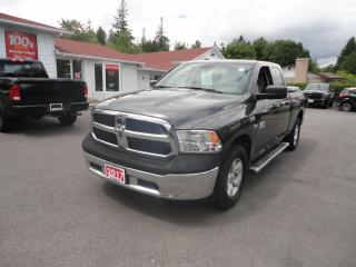 Used 2017 RAM 1500 4WD Quad Cab 4dr for sale in Ottawa, ON