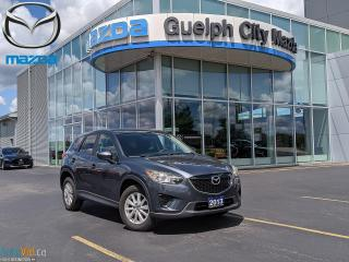Used 2013 Mazda CX-5 GX FWD at for sale in Guelph, ON