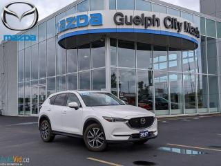 Used 2017 Mazda CX-5 GT AWD at for sale in Guelph, ON