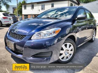 Used 2014 Toyota Matrix AUTOMATIC  AIR  POWER WINDOWS AND LOCKS for sale in Ottawa, ON