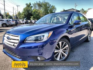 Used 2016 Subaru Legacy 3.6R Limited Package ONLY 24KKMS!!  EYESIGHT  LEAT for sale in Ottawa, ON