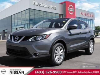 Used 2017 Nissan Qashqai SV for sale in Medicine Hat, AB