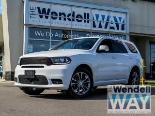 Used 2019 Dodge Durango GT NAV/TECH/ADAPTIVE CRUISE for sale in Kitchener, ON