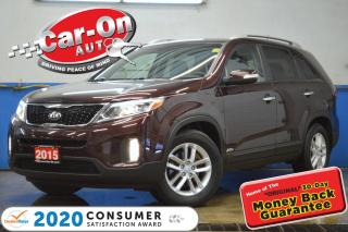 Used 2015 Kia Sorento AWD 54,000 KM HTD SEATS BLUETOOTH ALLOYS for sale in Ottawa, ON
