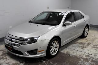 Used 2012 Ford Fusion SEL for sale in Kitchener, ON