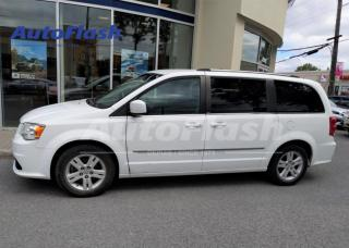 Used 2014 Dodge Grand Caravan CREW *Stow'n Go *A/C-3-Zones for sale in Saint-Hubert, QC