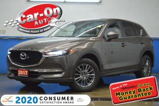 Used 2017 Mazda CX-5 GS AWD LEATHER NAV REAR CAM HTD SEATS LOADED for sale in Ottawa, ON