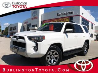 Used 2017 Toyota 4Runner SR5 TRD Off Road for sale in Burlington, ON