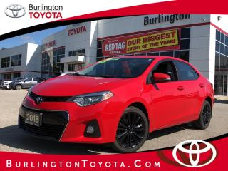 Used 2015 Toyota Corolla S 50th Anniversary Edition for sale in Burlington, ON