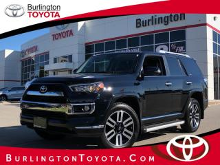 Used 2017 Toyota 4Runner Limited for sale in Burlington, ON