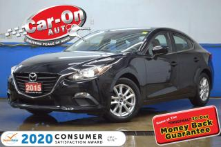 Used 2015 Mazda MAZDA3 GS 59,000 KM REAR CAM HTD SEATS BLUETOOTH ALLOYS for sale in Ottawa, ON