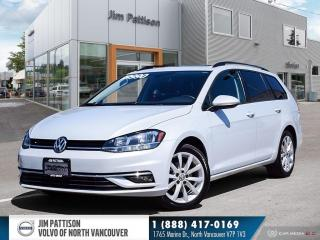 Used 2018 Volkswagen Golf Sportwagen 1.8 TSI Trendline 4MOTION for sale in North Vancouver, BC