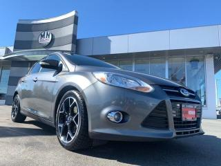 Used 2012 Ford Focus SE SPORT AUTOMATIC HATCHBACK for sale in Langley, BC