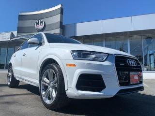 Used 2017 Audi Q3 2.0T Progressiv QUATTRO AWD NAVI SUNROOF CAMERA for sale in Langley, BC