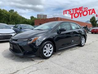 New 2020 Toyota Corolla AUTO LE Corolla LE CVT for sale in Mississauga, ON
