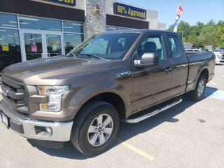 Used 2016 Ford F-150 XL EXT CAB 3.5L V6 TRAILER BACKUP ALLOYS for sale in Trenton, ON