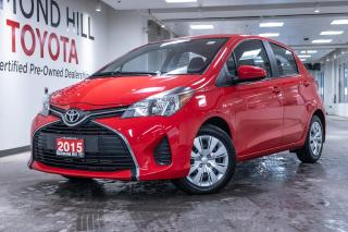 Used 2015 Toyota Yaris 5dr HB Auto LE for sale in Richmond Hill, ON