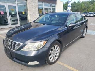 Used 2007 Lexus LS 460 ! LEATHER ! LOADED ! for sale in Trenton, ON