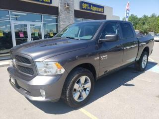 Used 2018 RAM 1500 CREW CAB 4WD BACKUP CAMERA CRUISE BLUETOOTH for sale in Trenton, ON