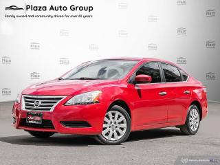 Used 2014 Nissan Sentra S | CLEAN | ONE OWNER | 7 DAY EXCHANGE for sale in Richmond Hill, ON