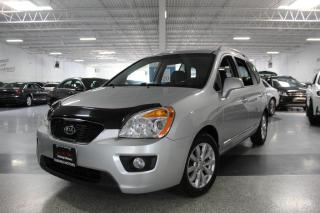 Used 2012 Kia Rondo EX I HEATED SEATS I KEYLESS ENTRY I POWER OPTIONS for sale in Mississauga, ON