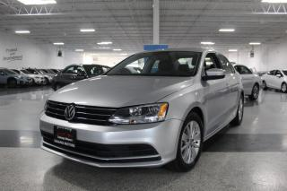 Used 2016 Volkswagen Jetta TSI I SUNROOF I REAR CAM I BIG SCREEN I HEATED SEATS for sale in Mississauga, ON