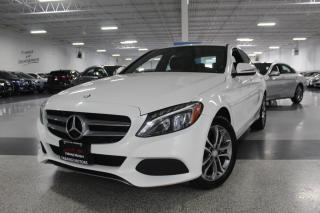 Used 2016 Mercedes-Benz C-Class C300 4MATIC I LEATHER I HEATED SEATS I PUSH START I BT for sale in Mississauga, ON