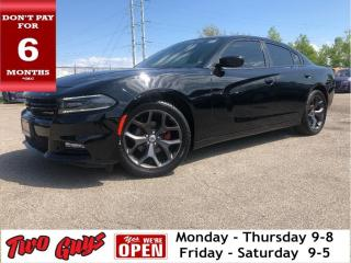 Used 2017 Dodge Charger Navigation Back Up Camera Moonroof Bluetooth for sale in St Catharines, ON