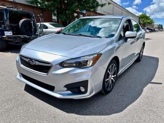 Used 2017 Subaru Impreza 4dr Sdn CVT Sport, ONE OWNER, LOW MILEAGE for sale in North York, ON
