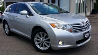 Used 2010 Toyota Venza 4X2 I4 - ALLOYS! BLUETOOTH! ACCIDENT FREE! for sale in Kitchener, ON