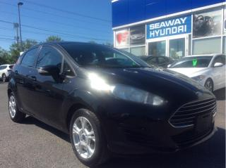 Used 2015 Ford Fiesta SE Automatic - Bluetooth - No Charge Winter Tires for sale in Cornwall, ON